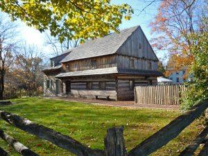 morgan log house lansdale pa